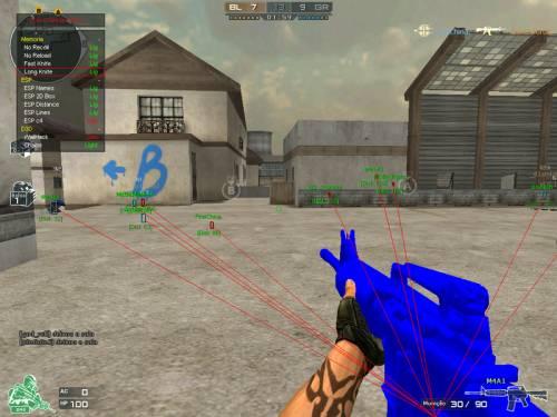 D3D Hack - вх для crossfire