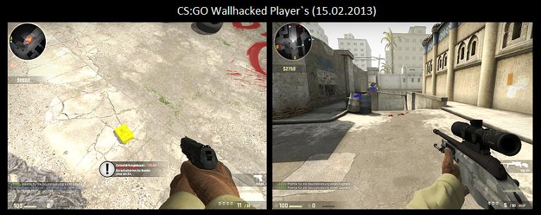 CS:GO Валхак обновление от 15.02.2013